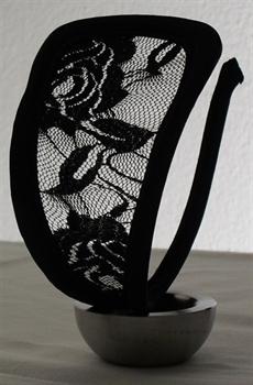 Bild von Design 1 - schwarz/Spitze