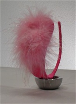 Bild von Design 7 - pink mit Püschel