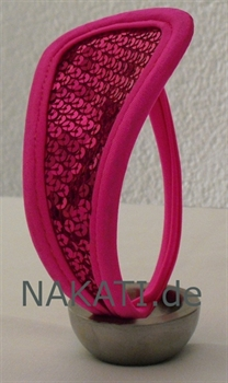 Bild von Design 9 - pink/Pailetten