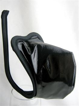 Bild von Design 15 - schwarz/Latex-Optik