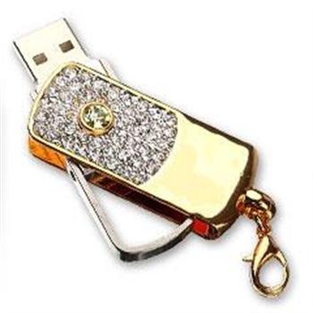 Bild von USB Stick 8GB Design Strass-Barren